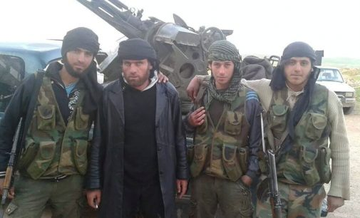 Three men exemplify why Syrian rebels are losing the war