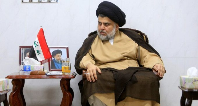 Victory for populist Al-Sadr in Iraq's parliamentary election