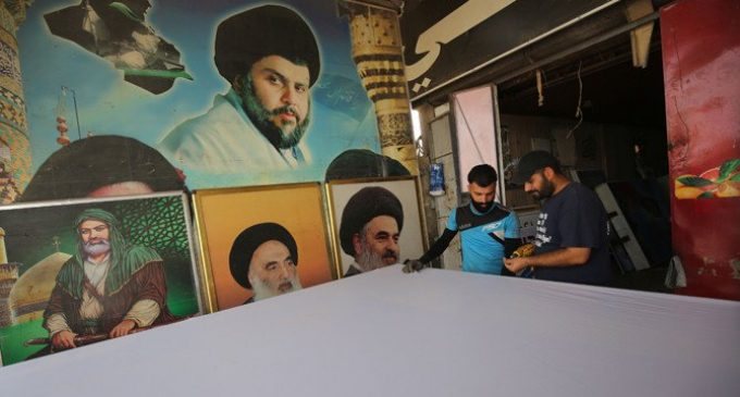 Iraq's Al-Sadr's fears for his life as rivals seek to prevent him from forming a government