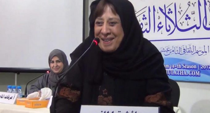 Godmother of women's rights released from prison; many other activists still detained in Saudi