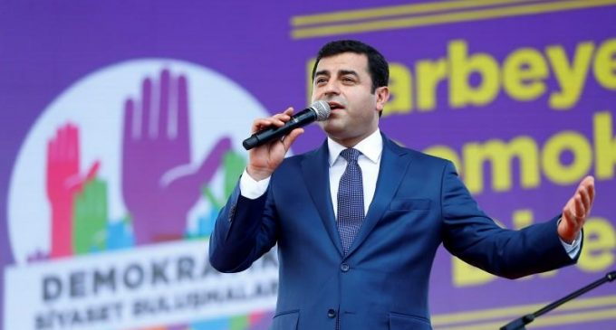 Beloved HDP leader, human rights lawyer Demirtas denied release from jail, faces 142 years
