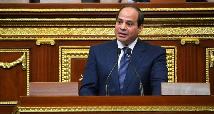 Egypt's El-Sisi vows to tackle militants in his second term
