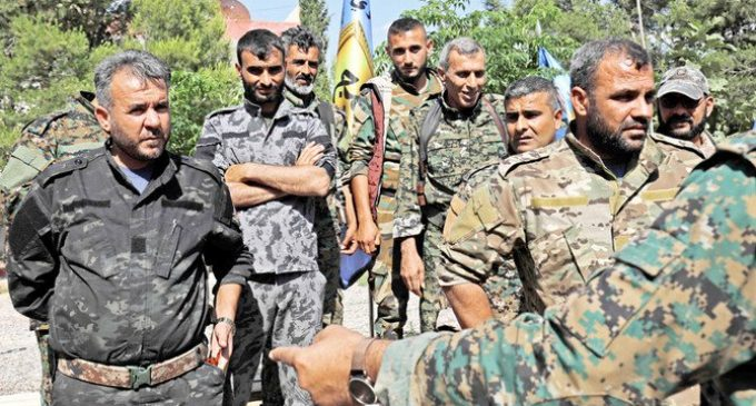Withdrawal of YPG troops from Manbij gives Turkey and U.S. a chance to improve relations
