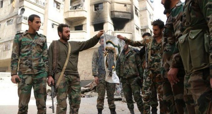 Syrian regime costumes Iran militias to avoid Israeli strikes