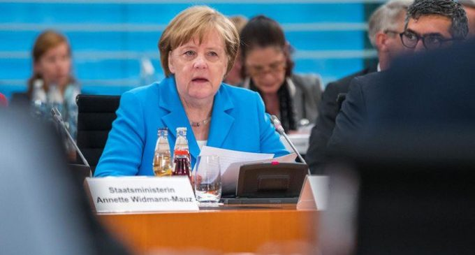 Germany's Merkel insists migration needs 'European answer'