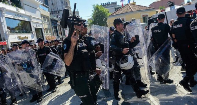 Turkish police raid 14 ISIS members in Ankara