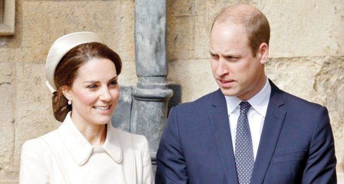 Prince William, first British royal to visit Israel and Palestine