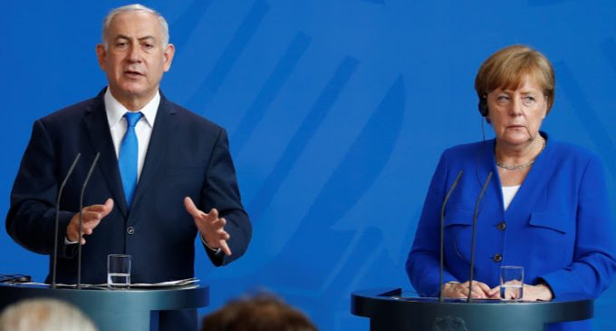 Netanyahu says Iran will incite a religious war and its refugees will come to E.U.