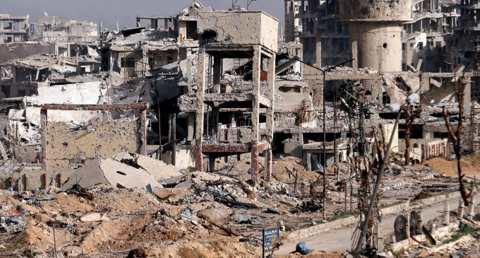 U.N. says Syrian government committed war crimes & crimes against humanity by deliberately starving civilians