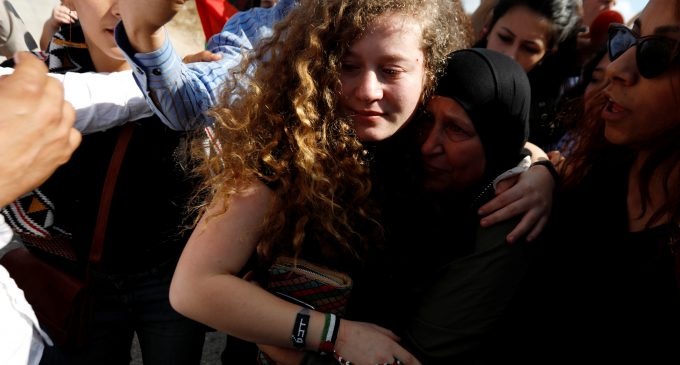 Ahed Tamimi's Attorney: Eight Months in Prison Didn't Break Her