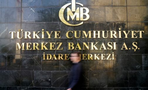 Turkey's central bank sharply raised its inflation forecast for this year and next