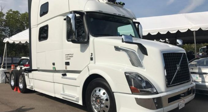 Uber will quit creating self-driving trucks that have been pulling payload on U.S. highways