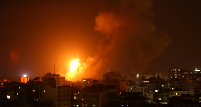 Israel, Hamas agree truce to end Gaza flare-up -Palestinian officials
