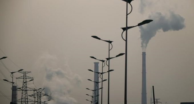 China to target emission monitoring in steel, coal-fired power in 2018-2020