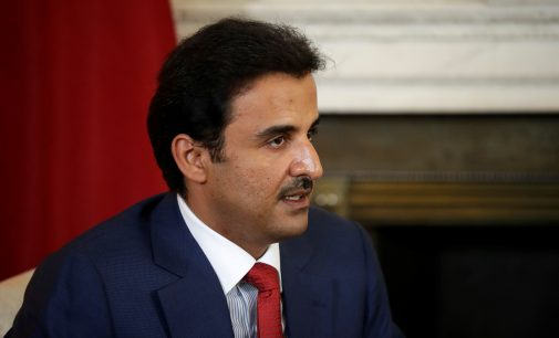Qatar's emir heads to Turkey for talks with Erdogan