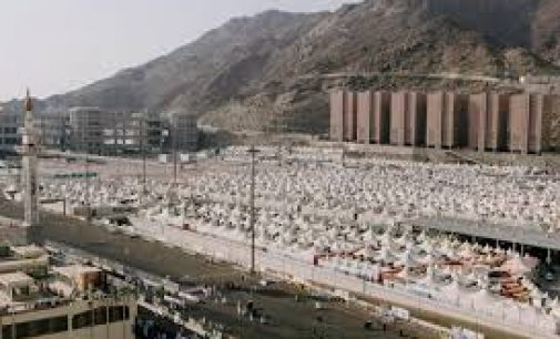 Muslims begin annual haj pilgrimage amid heavy rains