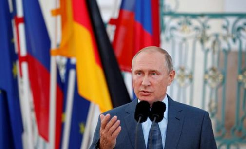 President Putin says everything must be done for refugees to return to Syria