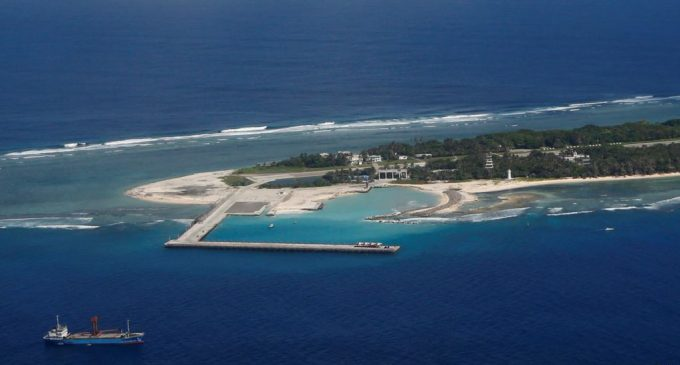 South China Sea is the new flashpoint