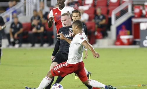 Rooney magic continues to revitalise DC United