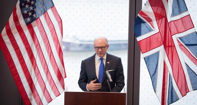 U.S. urged Britain to ditch its support for a 2015 nuclear deal with Iran