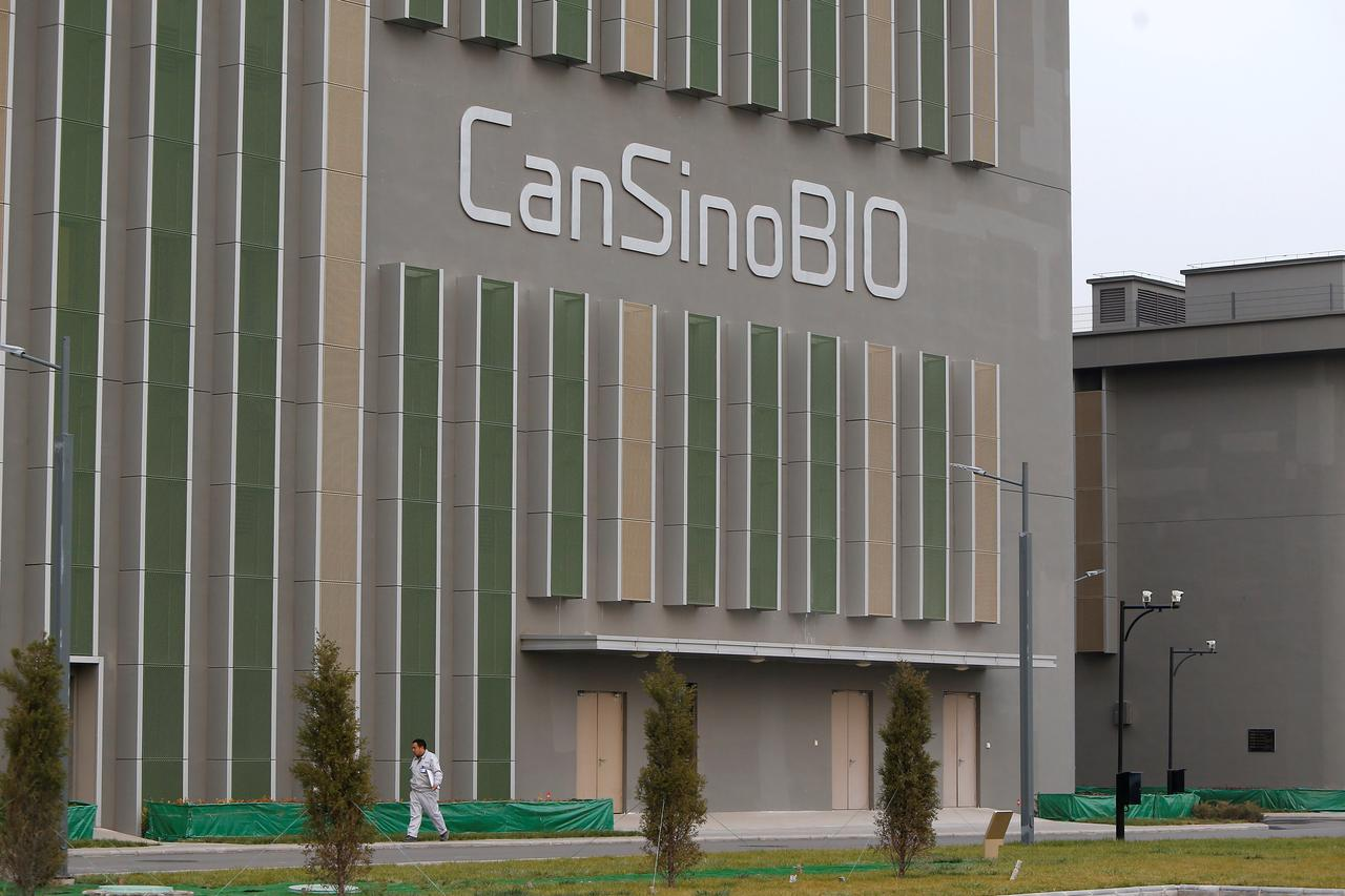 Solution Group's partnership with CanSino to distribute coronavirus vaccine